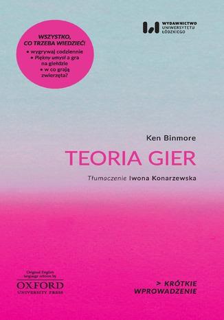 Okładka książki/ebooka Teoria gier. Krótkie Wprowadzenie 8