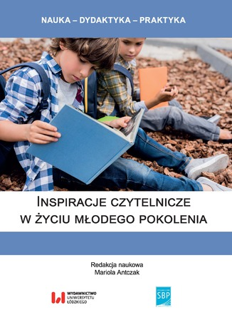Okładka książki Inspiracje czytelnicze w życiu młodego pokolenia
