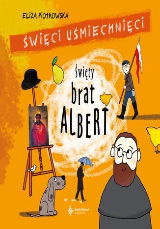 Okładka książki Święty brat Albert