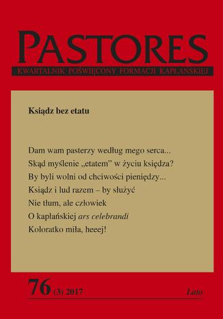 Okładka książki Pastores 76 (3) 2017