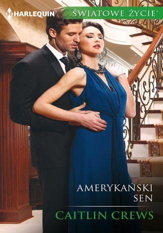 Okładka książki/ebooka Amerykański sen