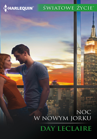 Okładka książki/ebooka Noc w Nowym Jorku
