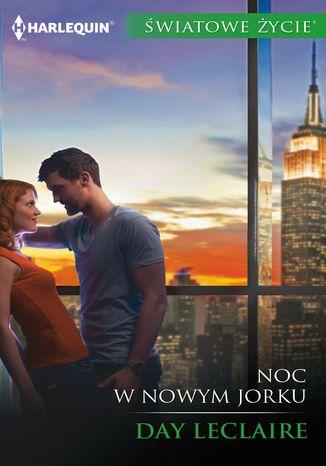Okładka książki Noc w Nowym Jorku
