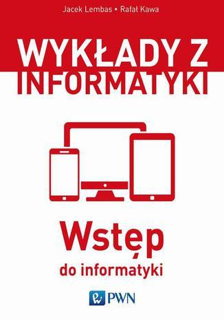 Okładka książki Wstęp do informatyki