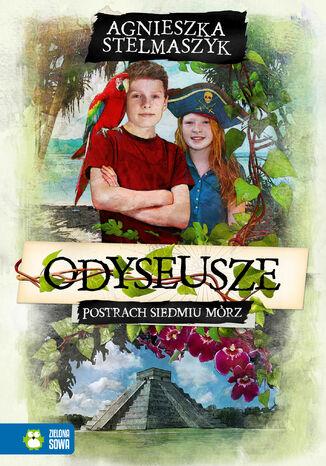 Okładka książki Odyseusze. Postrach Siedmiu Mórz. Tom 2