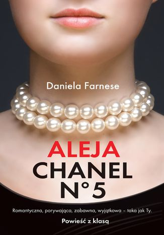 Okładka książki Aleja Chanel N° 5