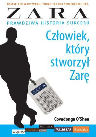 Okładka książki/ebooka Człowiek, który stworzył Zarę