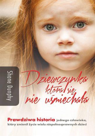Okładka książki Dziewczynka, która się nie uśmiechała