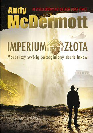 Okładka książki Imperium złota