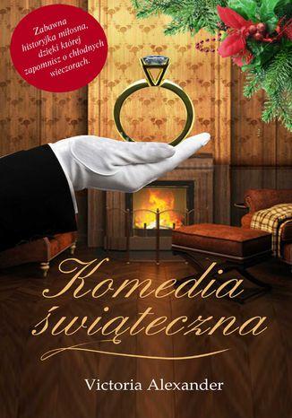 Okładka książki/ebooka Komedia świąteczna