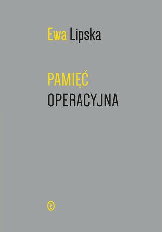Okładka książki Pamięć operacyjna