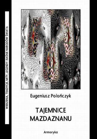 Okładka książki Tajemnice mazdaznanu