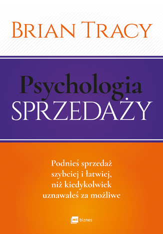 Okładka książki/ebooka Psychologia sprzedaży