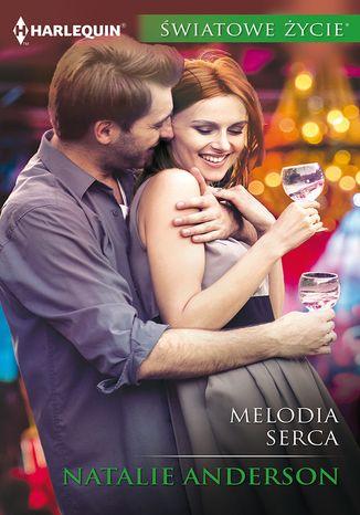 Okładka książki Melodia serca