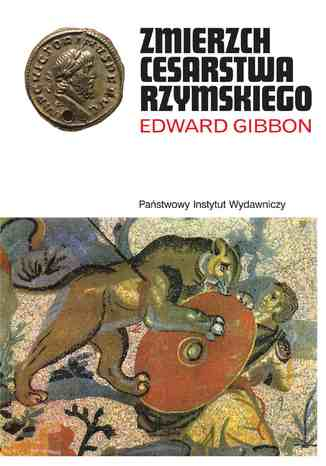 Okładka książki/ebooka Zmierzch cesarstwa rzymskiego Tom II