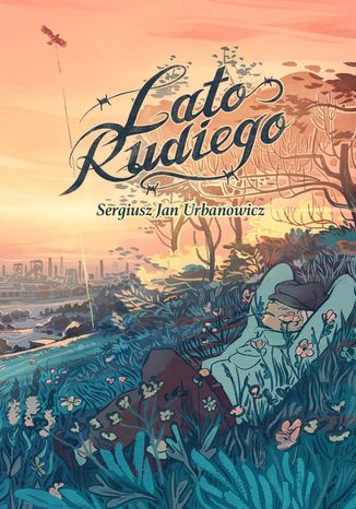 Okładka książki Lato Rudiego