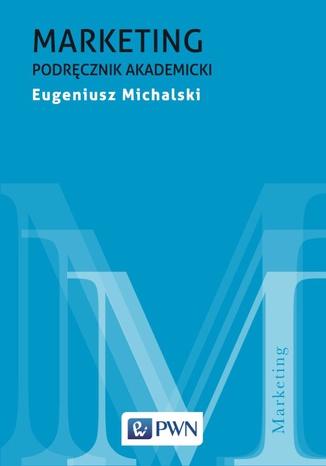 Okładka książki/ebooka Marketing. Podręcznik akademicki
