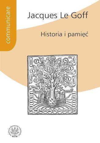 Okładka książki Historia i pamięć
