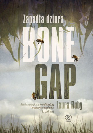 Okładka książki/ebooka Zapadła dziura Bone Gap