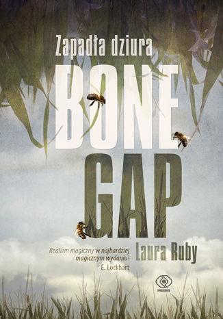 Okładka książki Zapadła dziura Bone Gap