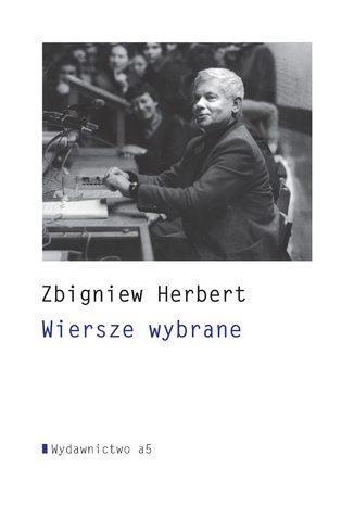 Okładka książki/ebooka Wiersze wybrane