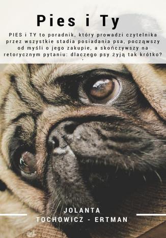 Okładka książki Pies i Ty