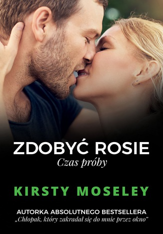 Okładka książki/ebooka Zdobyć Rosie. Czas próby