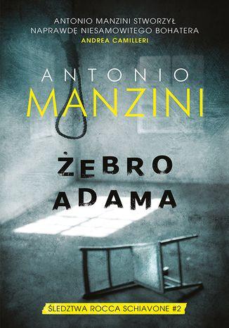 Okładka książki/ebooka Żebro Adama