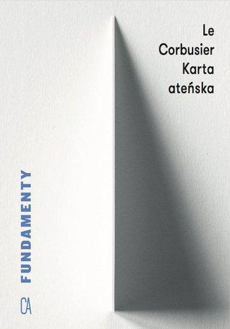 Okładka książki Karta ateńska