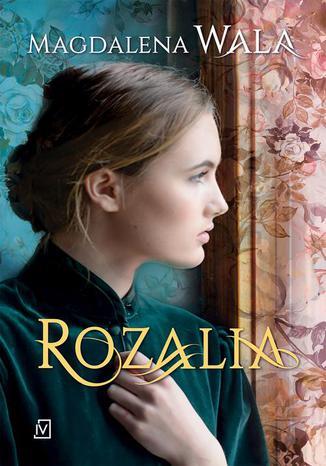 Okładka książki Rozalia
