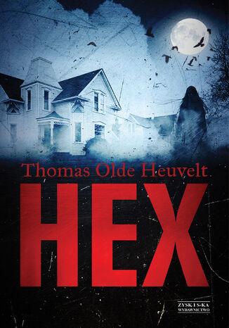 Okładka książki HEX