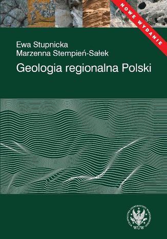 Okładka książki/ebooka Geologia regionalna Polski