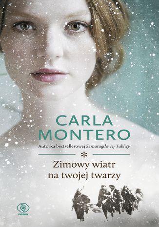 Okładka książki Zimowy wiatr na twojej twarzy