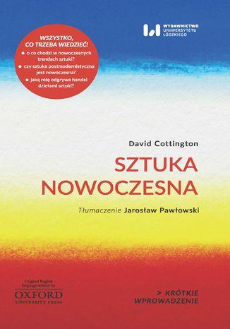 Okładka książki Sztuka nowoczesna. Krótkie Wprowadzenie 9