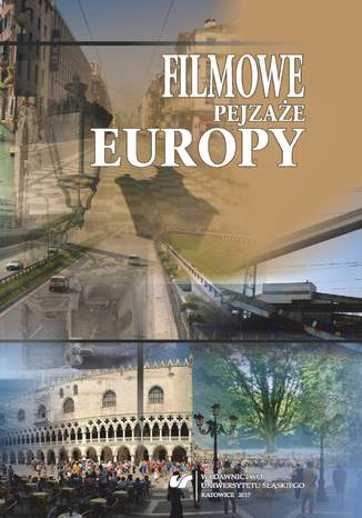 Okładka książki Filmowe pejzaże Europy