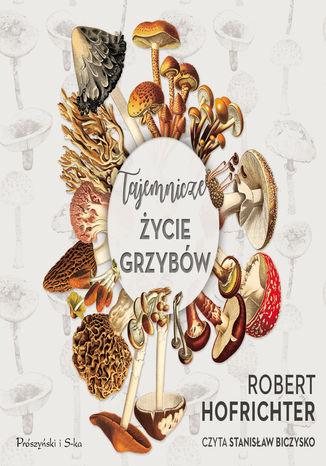 Okładka książki/ebooka Tajemnicze życie grzybów