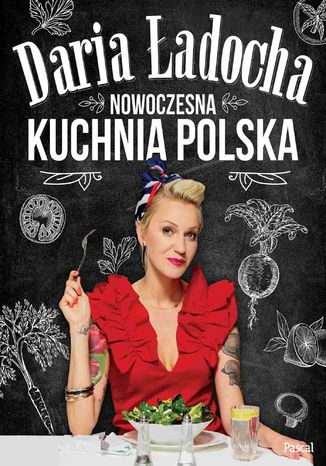 Okładka książki Nowoczesna kuchnia Polska