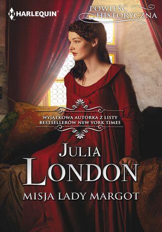 Okładka książki Misja lady Margot