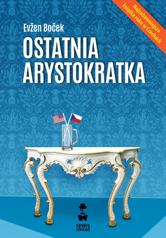 Okładka książki Ostatnia arystokratka