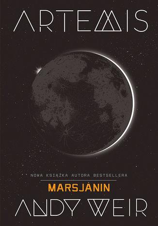 Okładka książki/ebooka Artemis