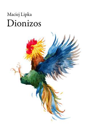 Okładka książki Dionizos