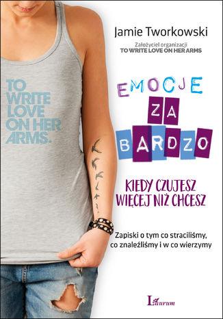 Okładka książki/ebooka Emocje ZA BARDZO