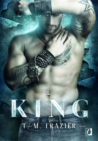 Okładka książki King