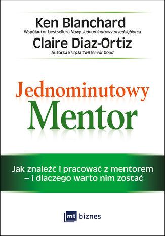 Okładka książki Jednominutowy Mentor