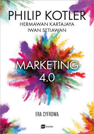 Okładka książki/ebooka Marketing 4.0