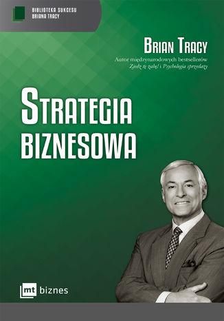 Okładka książki Strategia biznesowa
