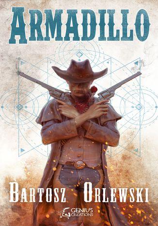 Okładka książki Armadillo