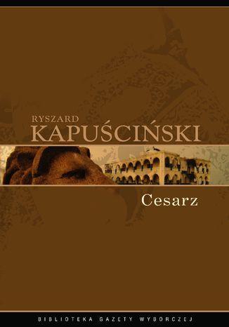 Okładka książki/ebooka Cesarz
