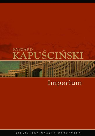Okładka książki/ebooka Imperium