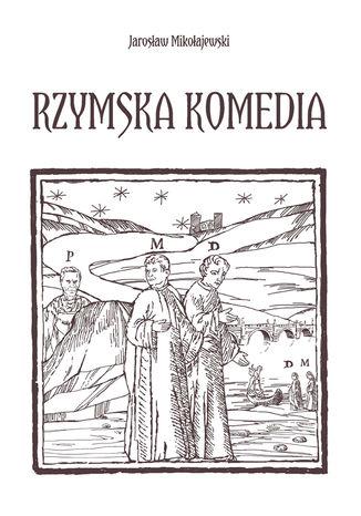 Okładka książki Rzymska komedia